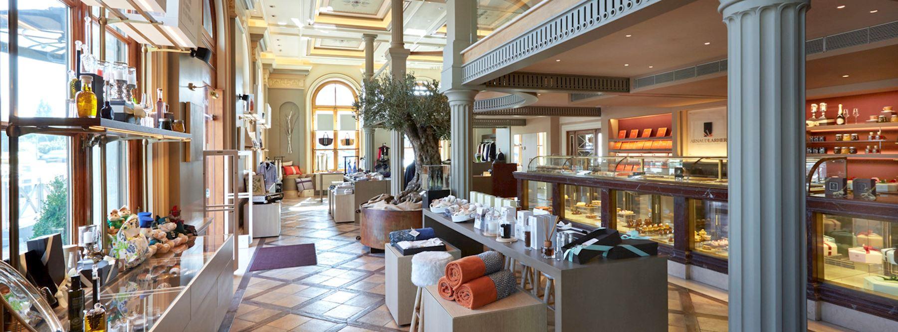 GB Corner Hotel Grande Bretagne
